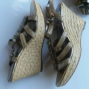 Wedges  By ALFANI NWOT